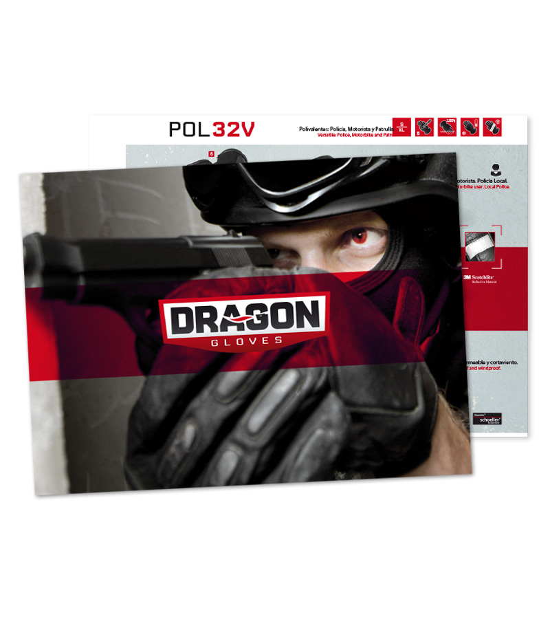 Catalogo Dragon Gloves