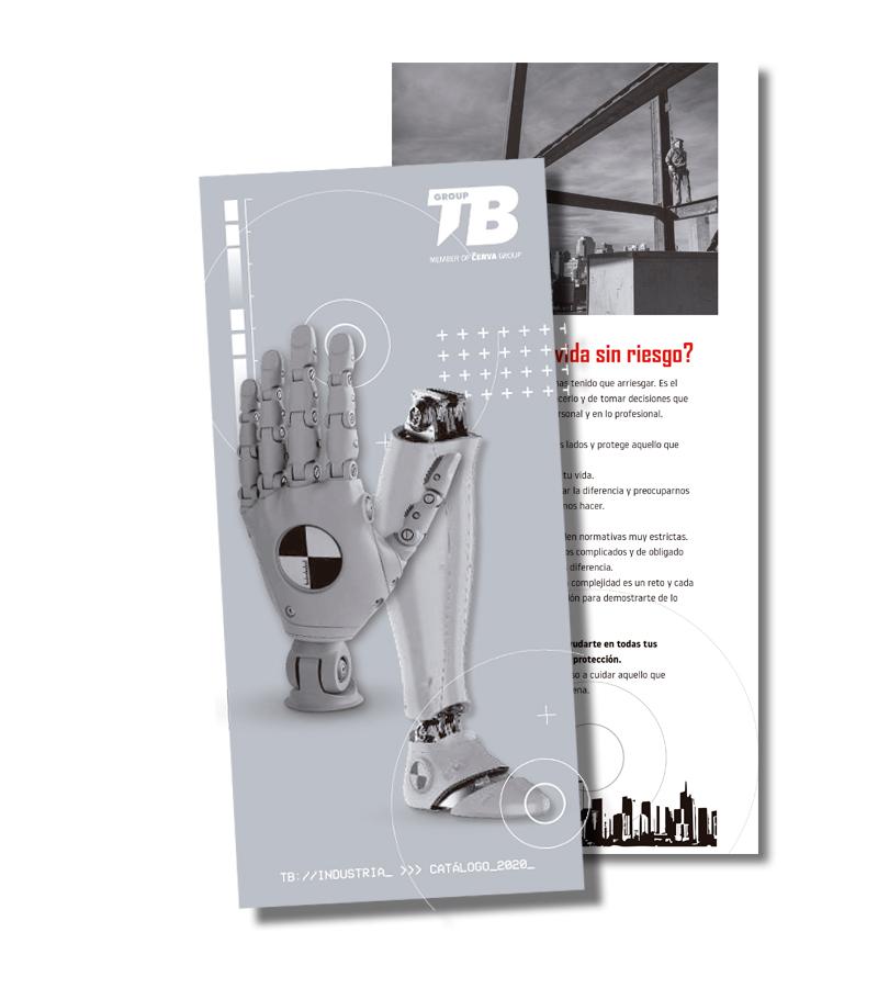 Industrial Brochure Tomás Bodero 2020