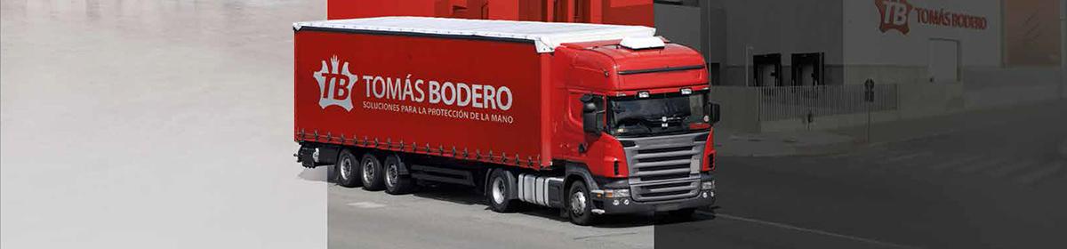 Camión Tomás Bodero