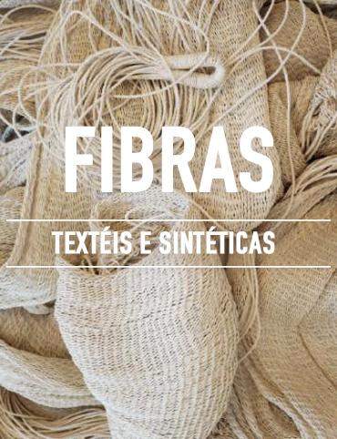 Fibras texteis/sintéticas